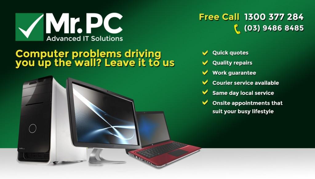MrPC Computer Repairs