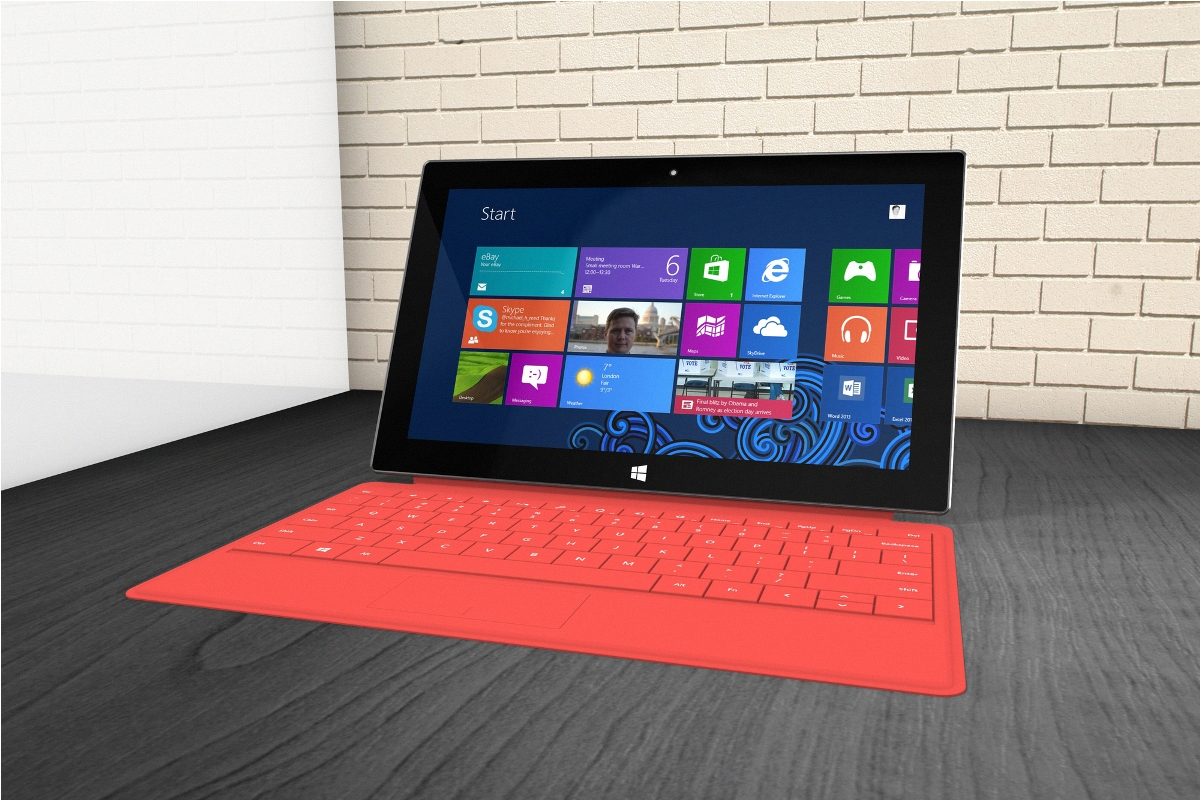 Surface Pro Operating System Trouble Shoot