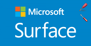 surface pro repairs
