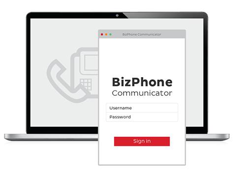 Bizphone Softphone