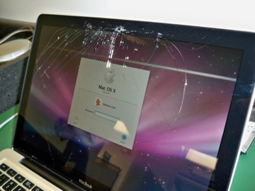 macbook pro screen repair