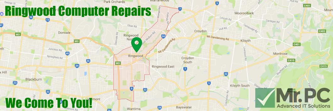 computer repairs ringwood