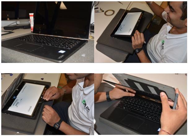 Lenovo laptop and screen repairs